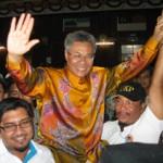 mansor, penang's new DCM I
