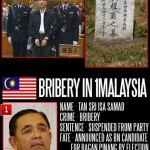 how malaysia deal with bribery/corruption