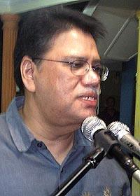 zahrain, b. baru MP