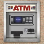 be careful when using ATM