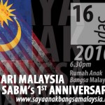 gathering on malaysia day for SABM penang