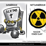 bible more dangerous than nuclear weapon