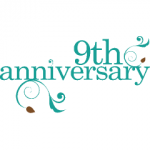9th anniversary of my blog