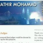 dr mahathir blogs