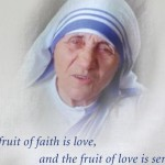 happy birthday to the late mother teresa