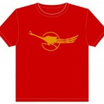 petition and red t-shirt for burmese