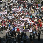 video/photos/links of the penang UMNO protest